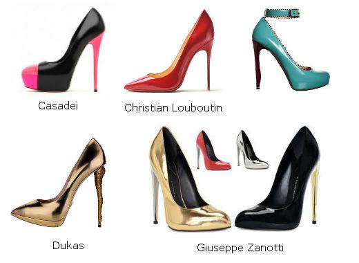 912c69a5d407 ... είναι τα παπούτσια με μπαρέτες, λουράκια και διάφορα δεσίματα. Τα  τίμησαν πολύ οι σχεδιαστές για τη μόδα Φθινόπωρο Χειμώνας 2012-2013 ...