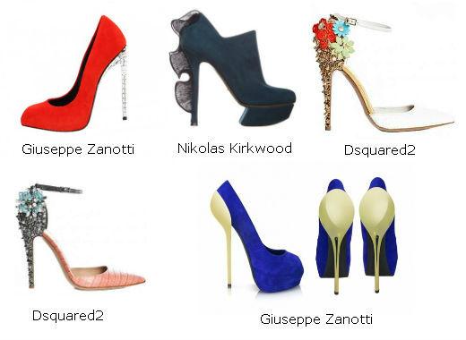 fbb5acd2b124 Παπούτσια με διακόσμηση. Παπούτσια διακοσμημένα με λεπτομέρεια από  λουλούδια, γουνάκια, δαντέλες, φτερά, τρουκ, στρας και κρύσταλλα θα  τραβήξουν όλα τα ...